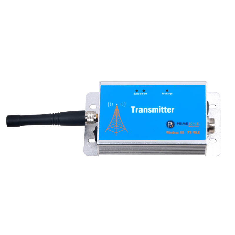 Wireless weighing module WX 01 realizes the wireless transmission of scales and meters