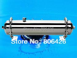 2000L/h Undersink домашний очиститель воды/водопроводной воды фильтр/очистки питьевой воды с 0,01 микрон UFmemebrane и KDF (диаметр 127 мм)