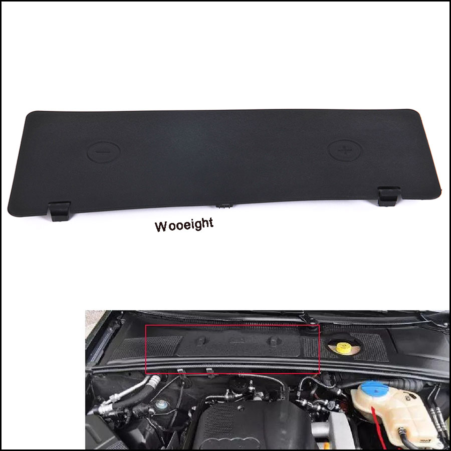 New Black Battery Tray Cover 4B1819422A01C 4B1819422A 01C For Audi A6 S6 4B C5 Sedan Avant 1998 1999 2000 2001 2002 2003-2005New Black Battery Tray Cover 4B1819422A01C 4B1819422A 01C For Audi A6 S6 4B C5 Sedan Avant 1998 1999 2000 2001 2002 2003-2005