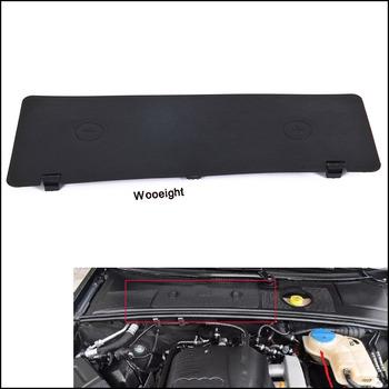 Woeight czarny baterii taca pokrywa 4B1819422A01C 4B1819422A 01C dla Audi A6 S6 4B C5 Sedan Avant 1998-2001 2002 2003 2004 2005 tanie i dobre opinie 16cm China Z tyłu 38 5cm Plastic 250g Easy installation Battery Tray Cover*1Pc For Audi A6 S6 4B C5 Sedan Avant 1998-2005