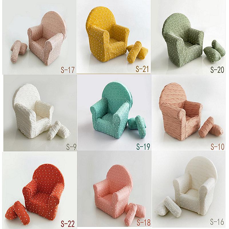 все цены на newborn photography props chair cushion prop baby photo shooting mini sofa baby posing Studio Infant Photo shoot Accessories онлайн