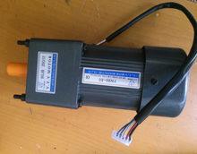 AC Motor VTV YN90-60 90JB 25G12 induction motor gearhead gear box ratio 25:1+ regulator 60W
