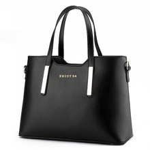 2017  Fashion Woman Shoulder Bags Famous Brand Luxury Handbags Women Bags Designer High Quality PU Totes Women Mujer Bolsas цена в Москве и Питере
