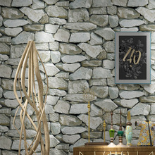 3D Wall Paper Stone,Waterproof PVC Wallpapers PVC Vinyl Wallpaper Roll for Walls Papel Pintado Vintage papel de parede tijolo beibehang pvc wallpaper glitter wall paper roll shine wall covering for home decoration for ktv papel de parede listrado