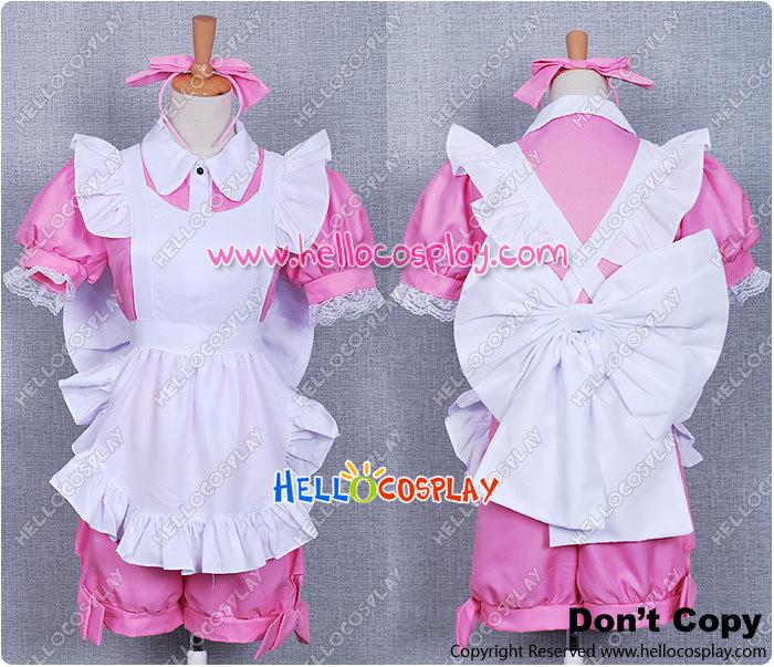 Black Butler (Alice in Wonderland Version) Ciel in Wonderland Cosplay Earl Alois Trancy Costume Alice Version Dress  H008