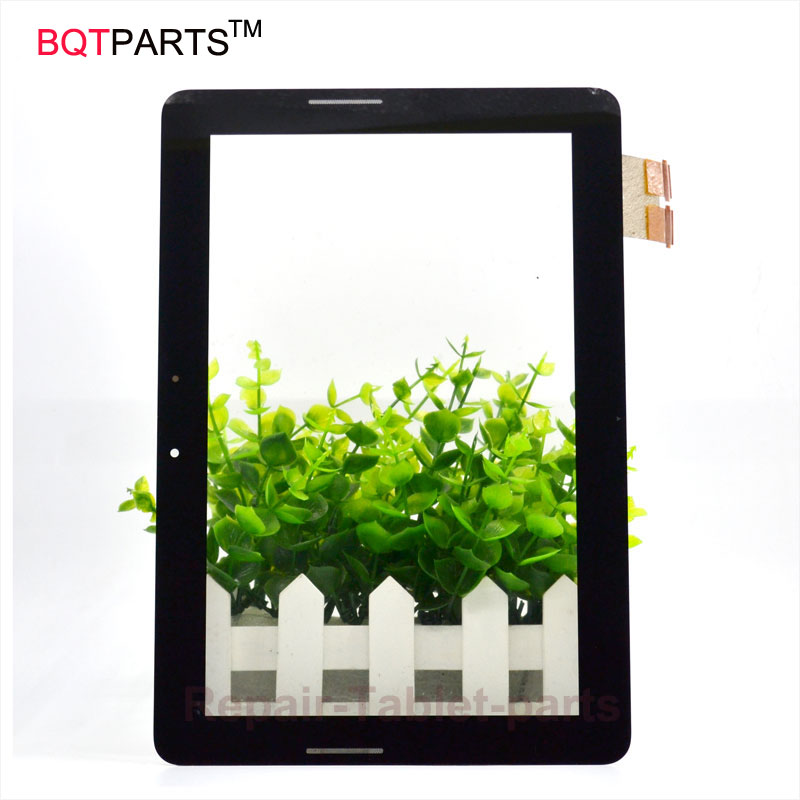 BQT New Tablet PC Black+Tools For Asus Transformer Pad TF303 TF303K TF303CL Touch Screen Digitizer Glass Parts free shipping