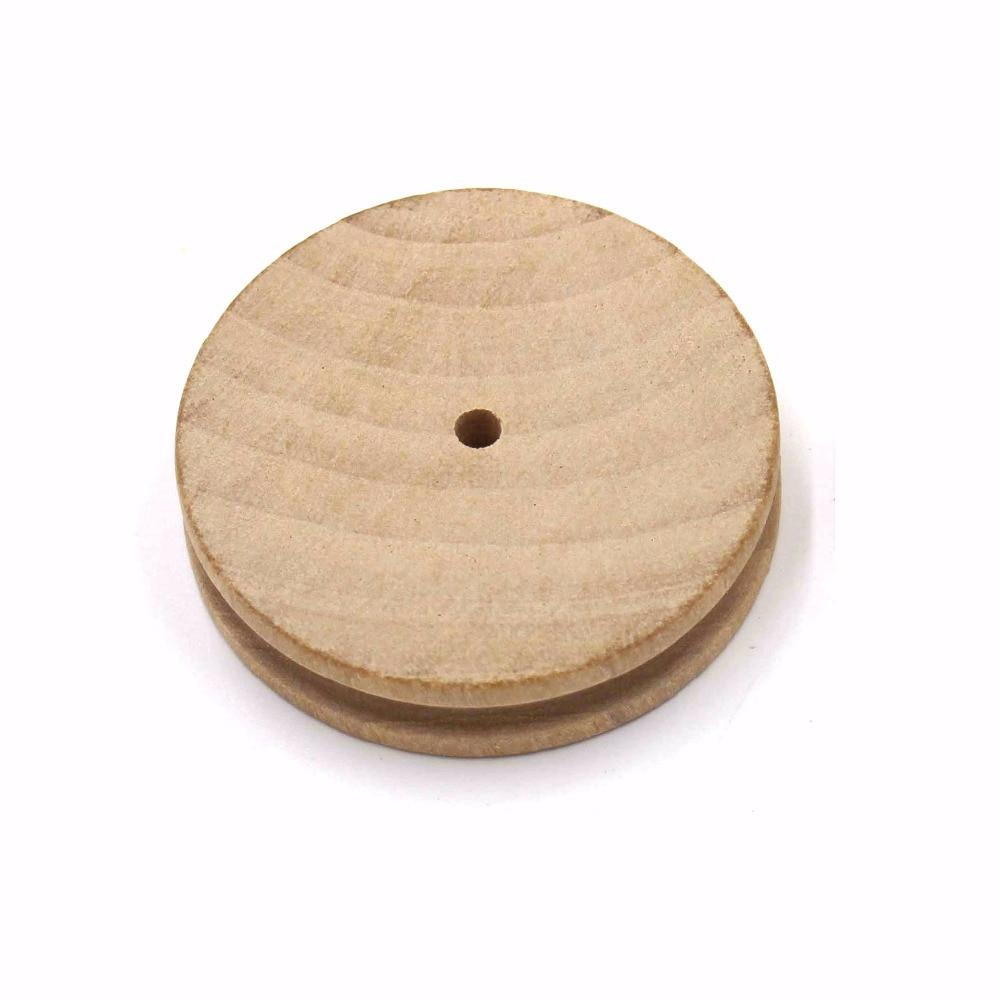 Alat Kulit Leathercraft Sisi Trimmer Pemolesan Penggilingan Leather Dye Cat Tool Peralatan Handmade Multi Size Sepanjang Wood Tongkat Merayap Di Set Dari