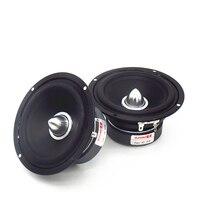 4 5 Inch Medium Tweeter With Treble Cup Full Frequency Speaker Full Range Speaker 20W Full