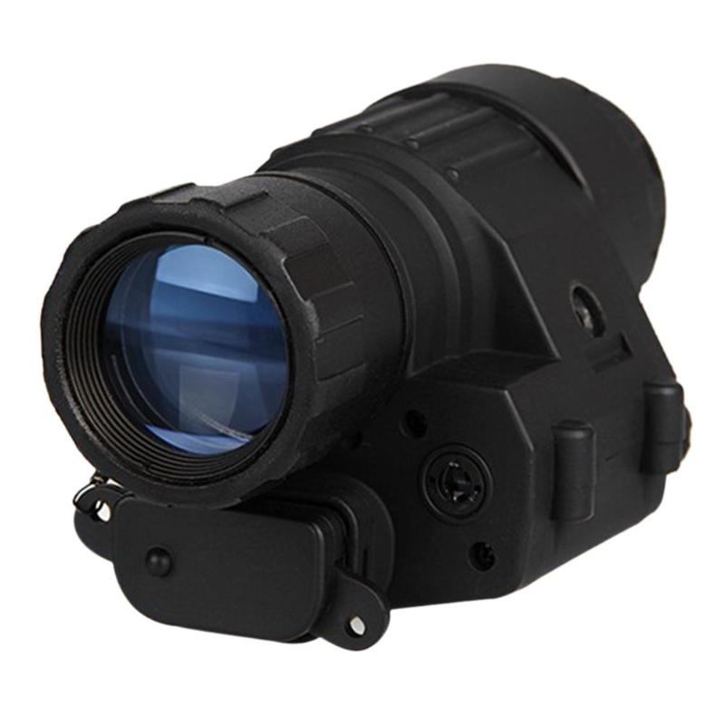 2X30 Hunting Night-Vision Monocular Tactical Infrared Night Vision Telescope Portable Military HD Digital Monocular Telescopes rongland nv 760d infrared night vision ir monocular telescopes 7x60 dvr record