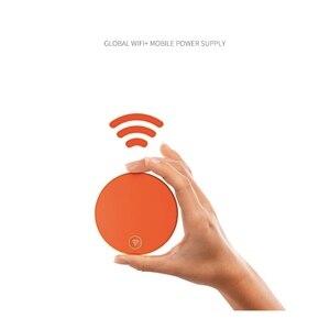 Image 1 - 2019 Nieuwe 4G Wireless Router Mifi Gratis Roaming Wereldwijd Netwerk Hotspot Pocket Wifi Met Grote Batterij Capcity