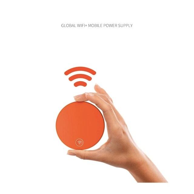 2019 Nieuwe 4G Wireless Router Mifi Gratis Roaming Wereldwijd Netwerk Hotspot Pocket Wifi Met Grote Batterij Capcity