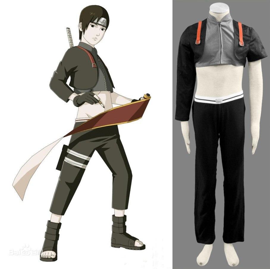 NARUTO Sai cosplay halloween costumes