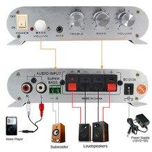 Kebidumei 12 В Авто Радио LP-838 Hi-Fi CD mp3мотоцикл домашний аудио стерео бас динамик усилитель Boostrer плеер