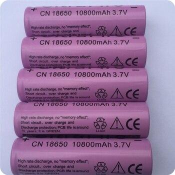 2-20pcs/set 18650 battery 3.7V 10800mAh rechargeable liion battery for Led flashlight batery litio battery cell GTL EvreFire аккумуляторная батарея oem 2 gtl icr 18650 3 7v 3000mah ecos 26670