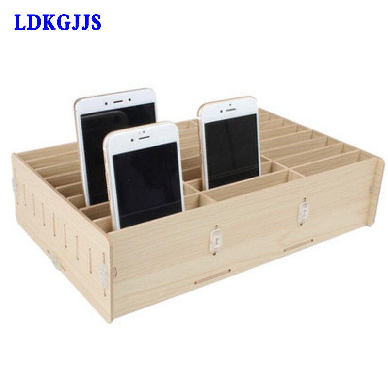 Wooden Tool Box For Mobile Phone Repair Smartphone IC Chip Screw NAND Storage Box multifunctional wooden storage box mobile phone repair tool box motherboard accessories storage box