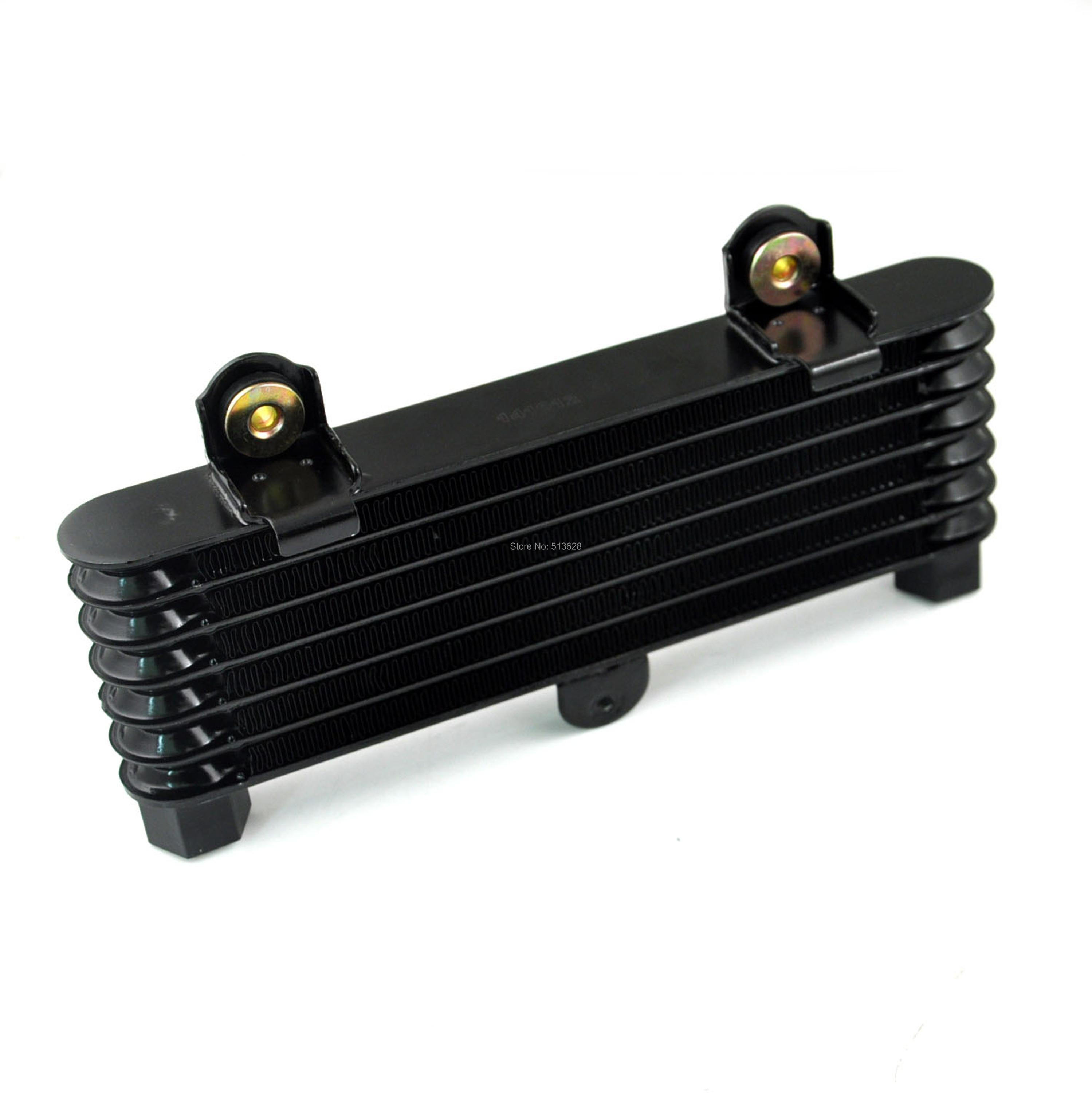 LOPOR Motorcycle Oil Cooler for Suzuki TL1000S 1997 1998 1999 2000 2001 Radiator lopor for suzuki bandit gsf600 1995 1996 1997 1998 1999 motorcycle aluminium oil cooler radiator black