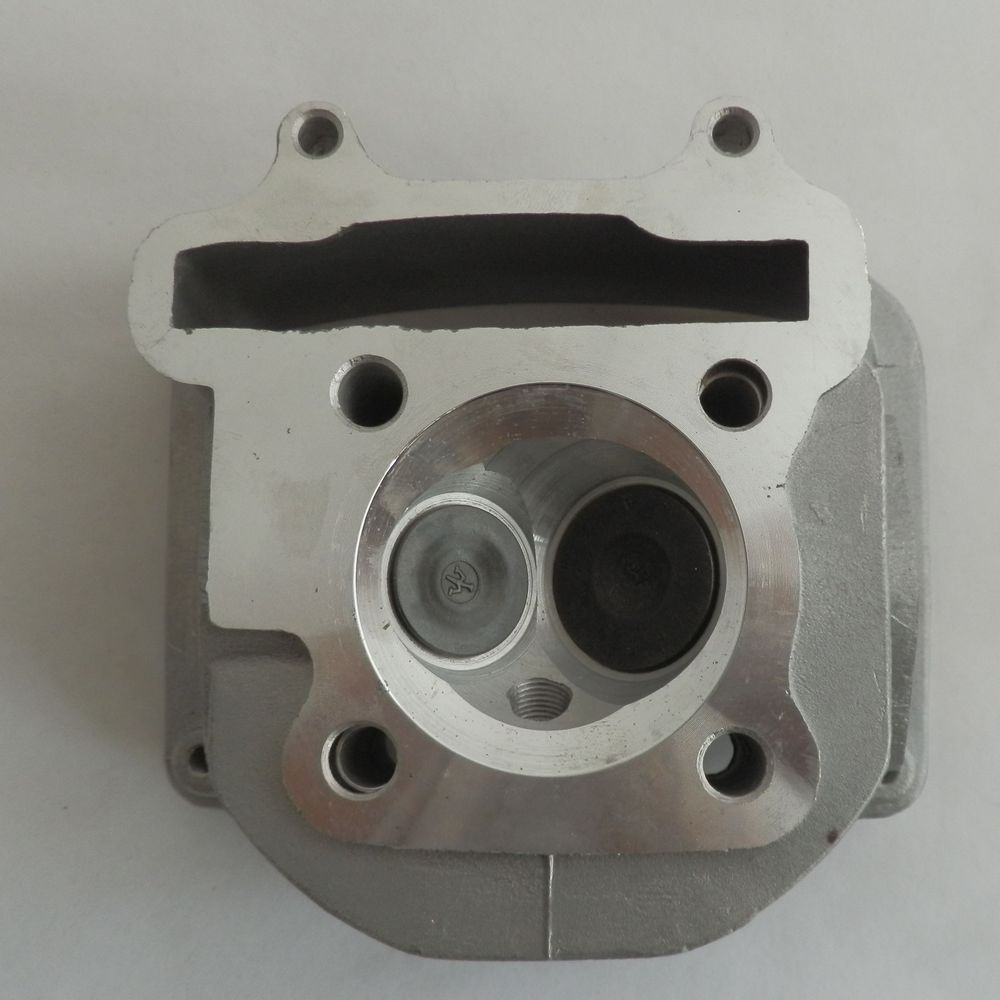 Cylinder Head With Valves For Scooter 150cc GY6  Chinese Parts 157QMJ