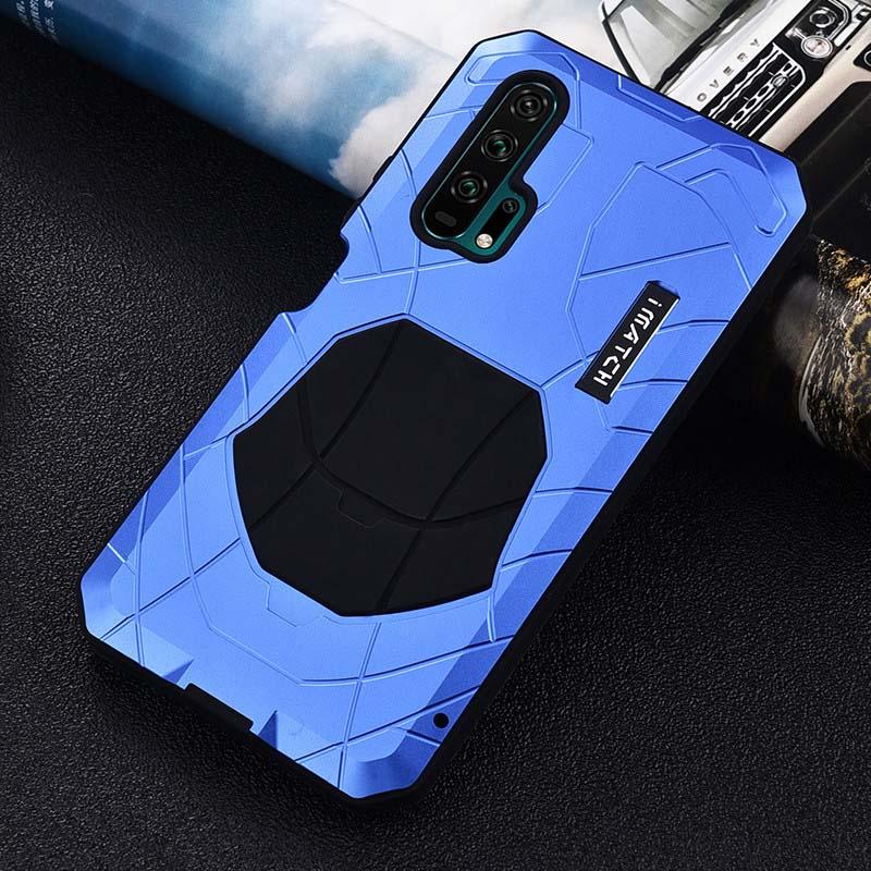 IMATCH чехол для повседневной жизни, чехол для Huawei Honor 20 20Pro, роскошный металлический силиконовый чехол, мобильный телефон, защитный чехол KS0263