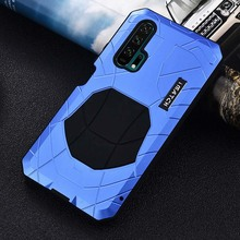 IMATCH Daily Life Case Coque For Huawei Honor 20 20Pro Luxury Metal Silicone Cover Mobile Phone Protection KS0263