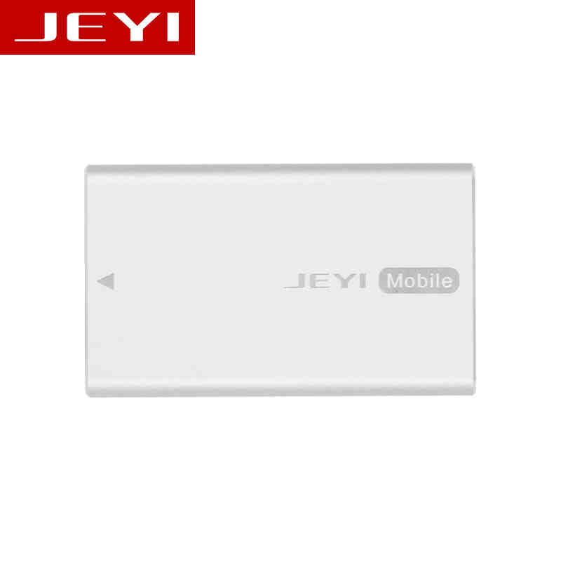 JEYI S81-M Mobile HDD SSD BOX Msata  To USB 3.0   ALL Aluminium Very Fast SATA3 Asmeida 1153E Chipset Large Current