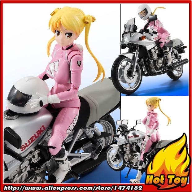 100% Original BANDAI Tamashii Nations S.H.Figuarts (SHF) Action Figure - Rin Suzunoki (Rider Suit) & GSX from Bakuon!! 100% original bandai tamashii nations s h figuarts shf action figure rin suzunoki rider suit page 2