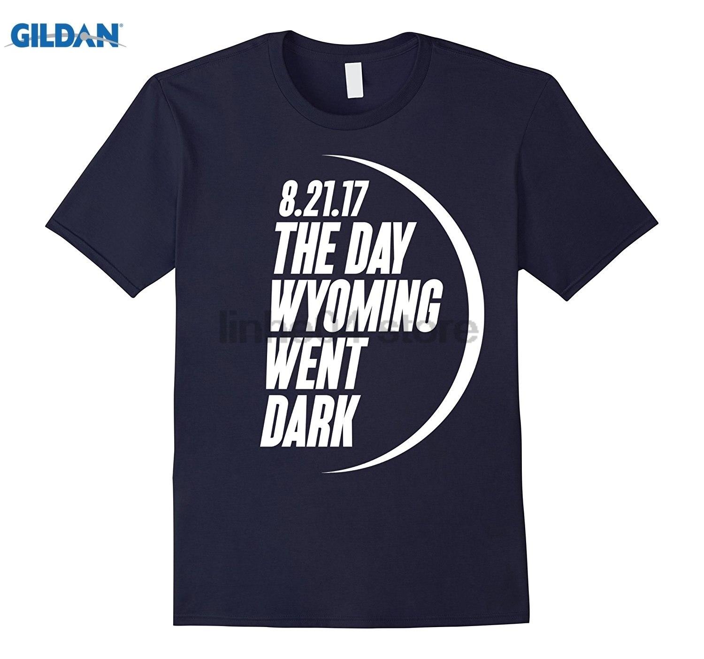 GILDAN August 21 2017 Total Solar Eclipse Wyoming T-Shirt Womens T-shirt