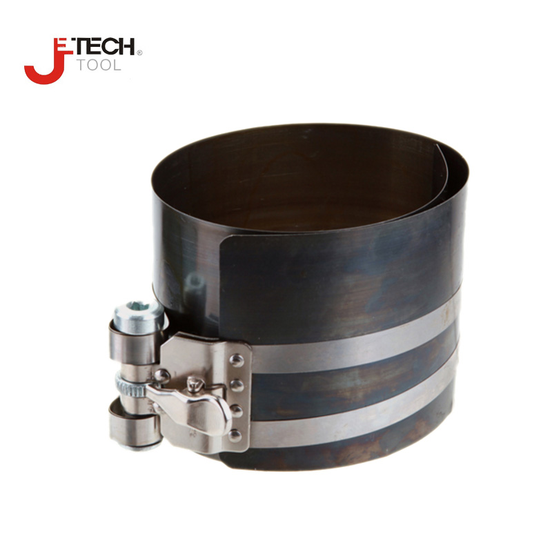 Jetech 1pc profession 3 4 inch piston ring compressor installer removal piston into cylinders auto car light truck engine tool tp35910 13011 16200 automobile car piston ring for toyota engine code 4age