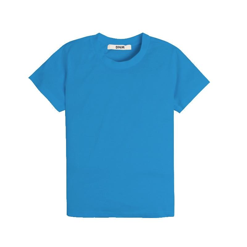 Baby boys girls clothes brand girl boy cotton t shirt for Dark denim toddler shirt
