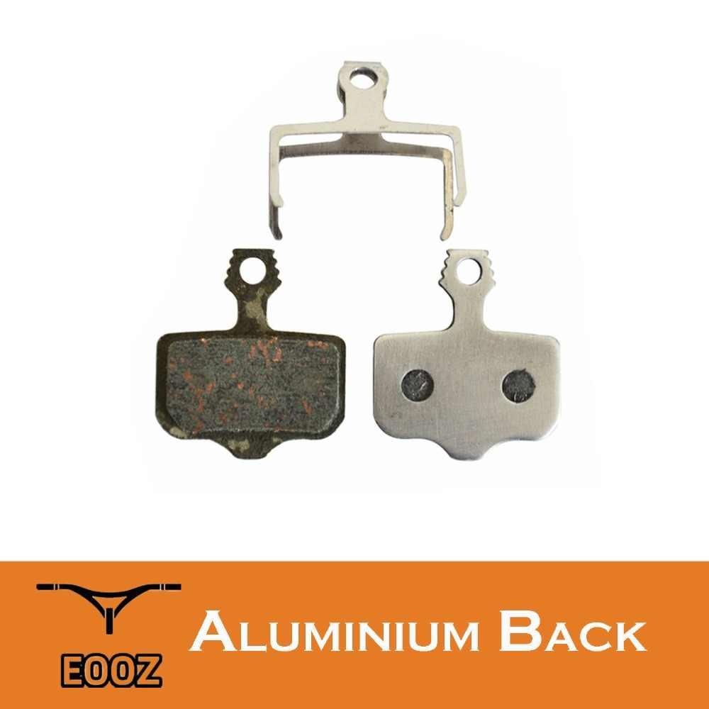 2 pair Semimetal disc Brake Pads for Sram Avid Level T TLElixir DB CR ER XX XO