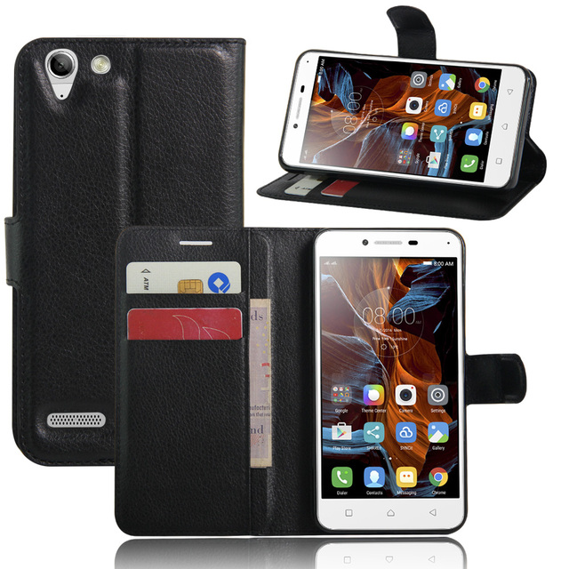 For Lenovo A6020a46 A6020a40 Case Wallet Style PU Leather Cover For Lenovo Lemon 3/A6020a46/A6020a40 5.0inch Phone Bag Cases