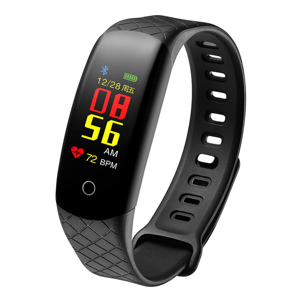 New Fashion Smart Wristbands Health Sleep monitoring FitnessTracker Bracelet Pedometer Bluetooth Waterproof Wrist Watch