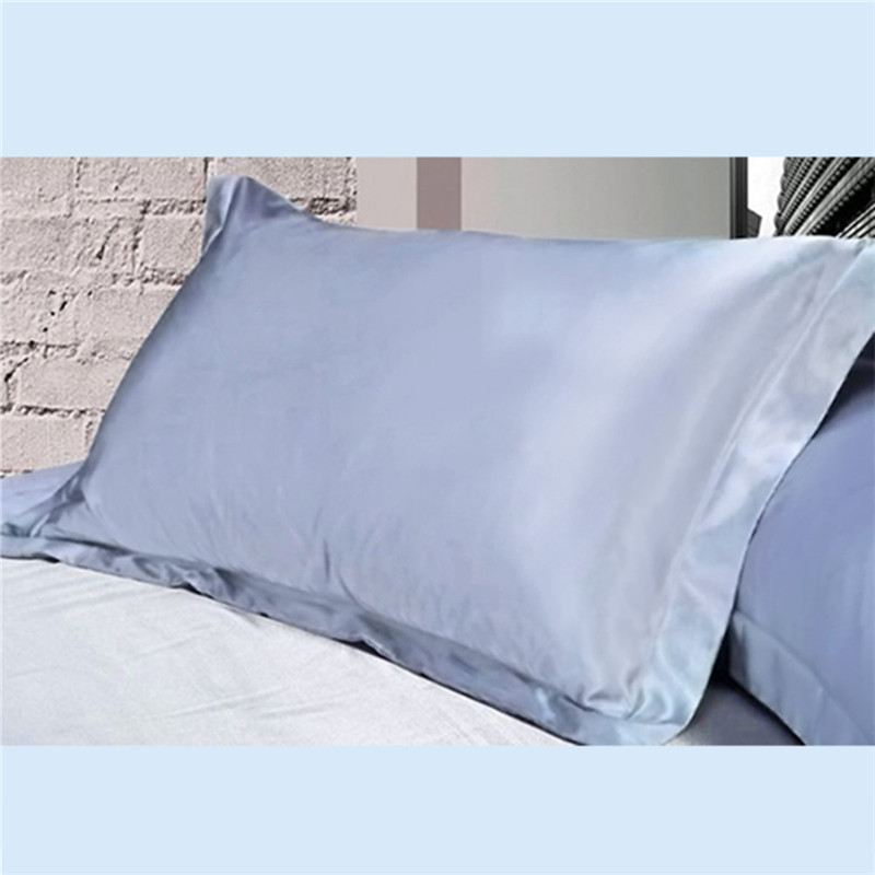 standard queen from silk in case pillow item cases multiple cover on bedding luxury colors soft garden satin pillowcases home