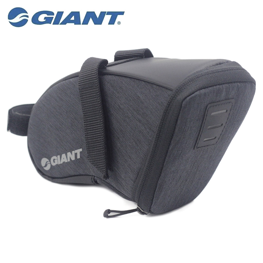 <font><b>GIANT</b></font> Bicycle Saddle Bag Rainproof Rear <font><b>Bike</b></font> Bag Bicycle <font><b>Accessories</b></font> Cycling Rear Seat Pouch Tail Bag image