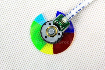 New High Quality Color Wheel For Optoma EP782 EP783 DW766 DLP Projector 1PC