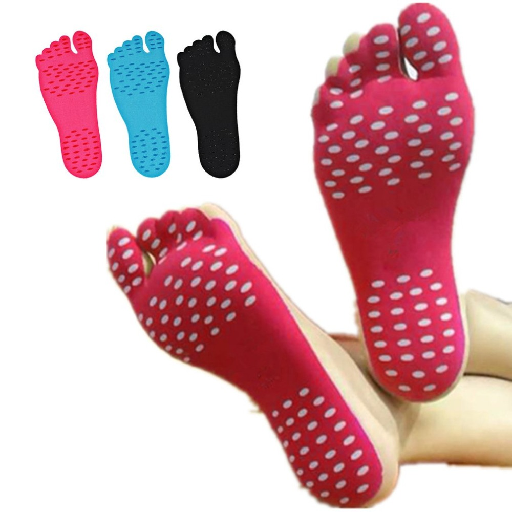Soft Adhesive Foot Pads Feet Sticker Stick On Soles Flexible Feet Protection