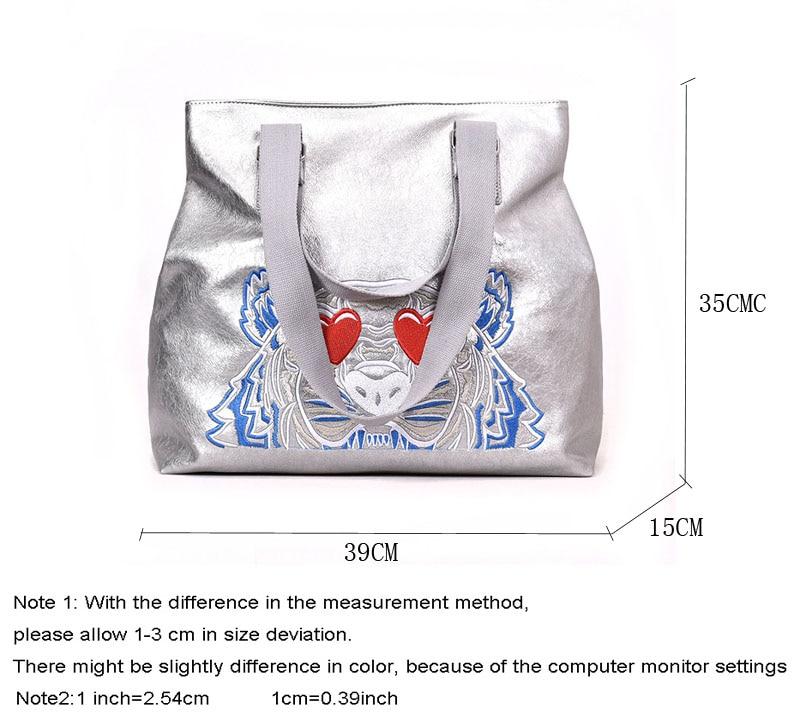 2018 Cute Printing Women Bag Female PU Leather Handbags Ladies Big  Crossbody Bags For Women Shoulder Bags Sac A Main a8c964dd77eee