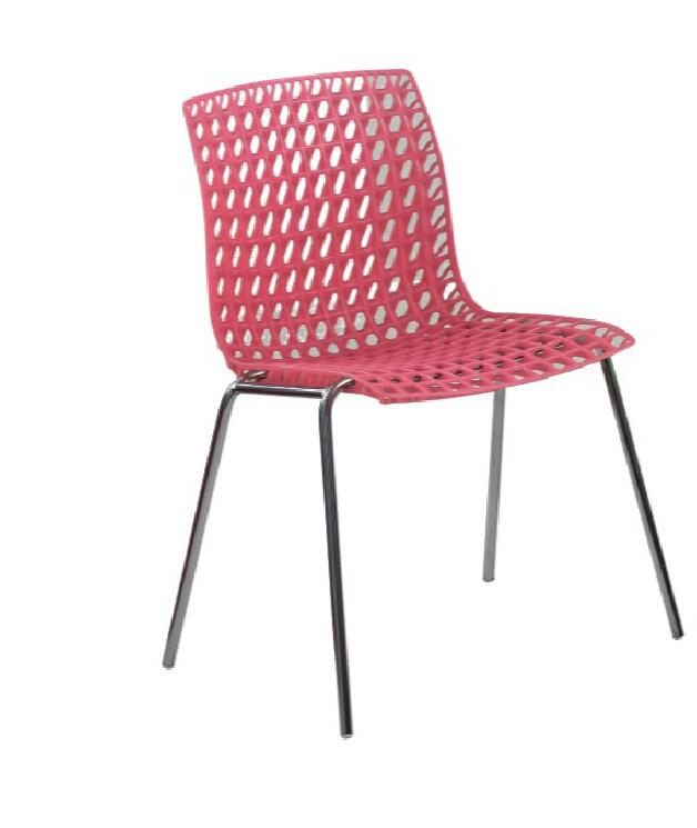 Marvelous Modern Plastic Chair With Stackable Chair(China (Mainland))