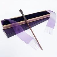 新しい精神コア品質デラックスcos精神コアハリー·ポッター魔法の杖ギフトボックスでハリーポッターwizardingの世