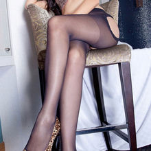 Crutchless Open Crotch Stockings