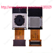 100% Original Rear camera for Google Nexus 5 E980 D820 D821 back camera big facing camera with flex replacement parts in stock