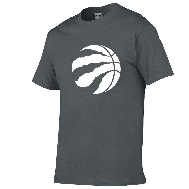 New Fashion Toronto Leonard Raptors Men T Shirt Summer Casual T-shirt Male Brand Clothing Top Tee Funny Tshirt Camisetas Hombre