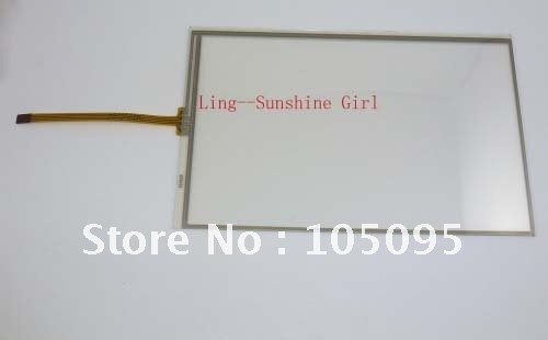 7 inch digitizer 164mm X 103mm for GPS PSP UMPC Digital Photo frame MP4 LCD Screen Touch Screen Glass