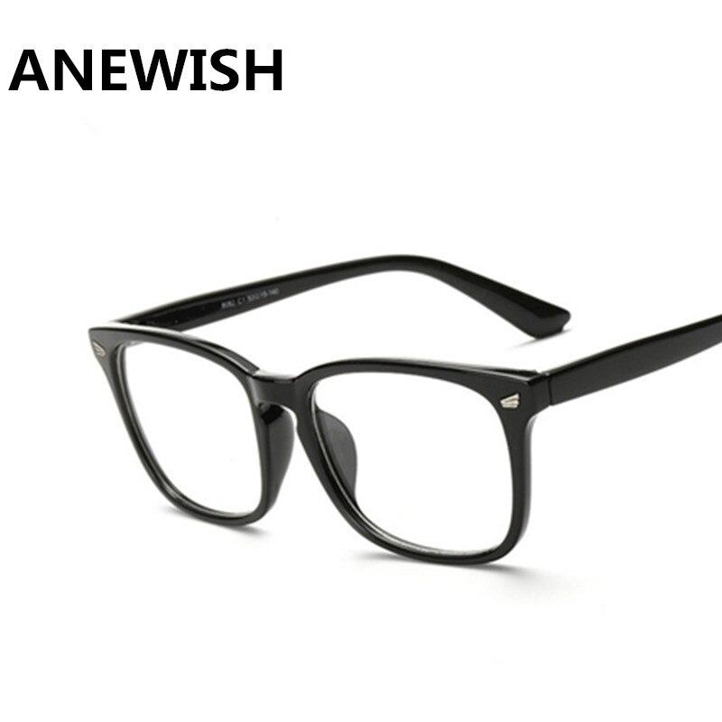 ANEWISH Vintage Značka Eyewear Brýle Pánské Móda Oční Brýle - Příslušenství pro oděvy