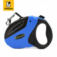 KIMHOME PET Dog Leash Automatic Retractable Pet Leash For Big Dogs Universal Remote Control With Super