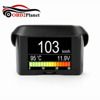 New Arrival A202 Car Smart Digital Mulit Function OBD Driving Computer Display Speedometer Coolant Temperature Gauge