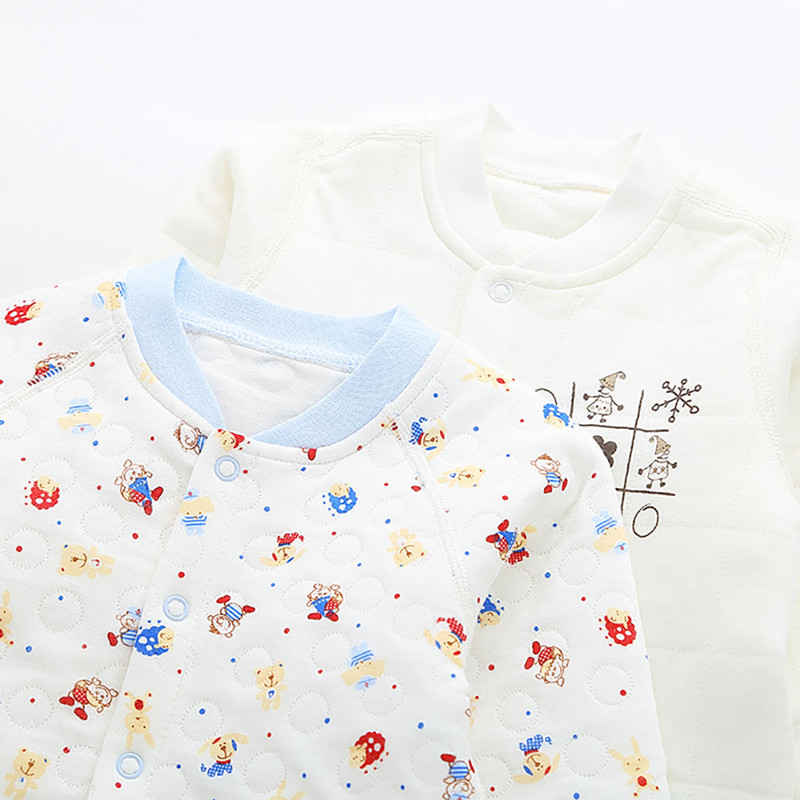 New Colorful Warm Baby Sleep Gown Newborn Pajama Tiny Cotton Night Baby Gown Baby Girl Clothes Sleep Newborn Baby Sleeper
