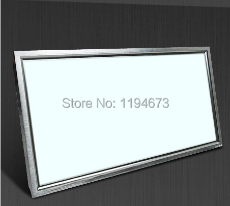 FreeShipping 36W LED Panel Lamp SMD 36W 300X600 LED Panel Light rectangle + led driver CE RoHS LED ceiling lighting free shipping 10pcs mk1467s