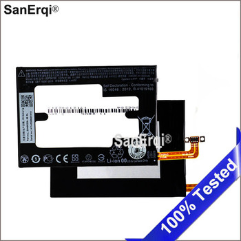 10pcs Battery B2PS6100 For HTC ONE M10 / HTC 10 3000mAh 3.85v akku SanErqi