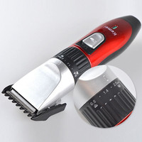Kemei KM 730 carregamento seco duplo uso clippers de cabelo clippers de cabelo elétrico|Aparadores de pelo| |  -