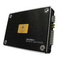 High Power 4 Way 4 Channel Car Amplifier Speaker Booster Car Audio 4 150W MOSFET Class